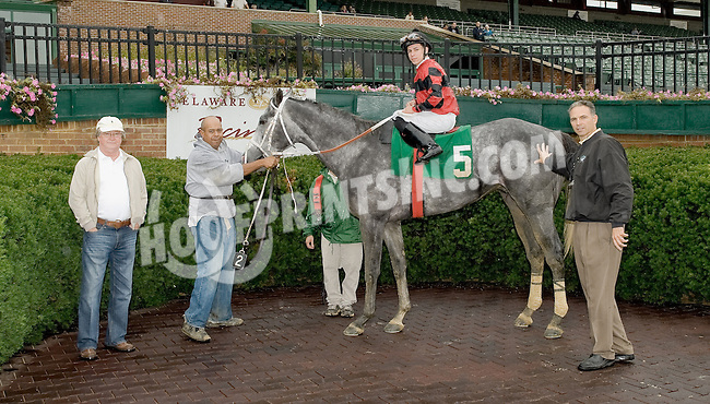 Malicious winning at Delaware Park on 10/15/12