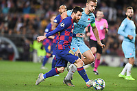 FOOTBALL: FC Barcelone vs SK Slavia Praha - Champions League - 05/11/2019<br /> Lionel Messi<br /> Barcellona 5-11-2019 Camp Nou <br /> Barcelona - Slavia Praga <br /> Champions League 2019/2020<br /> Foto Paco Largo / Panoramic / Insidefoto <br /> Italy Only