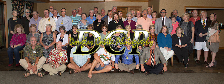 September 23, 2017- Tuscola, IL- The Class of 1967 held their 50th class reunion at Iron Horse Golf Club over TCHS Homecoming weekend. [Photo: Douglas Cottle]