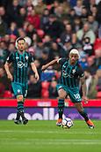 30th September, bet365 Stadium, Stoke-on-Trent, England; EPL Premier League football, Stoke City versus Southampton; Southampton's Mario Lemina