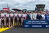 Fernando ALONSO (ESP), Raphael NADAL (ESP), Michael FASSBENDER (DEU), Richard MILLE (CHE)-Pierre FILLON (FRA)-Jean TODT (FRA), 24 HEURES LE MANS 2018