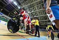 Picture by Simon Wilkinson/SWpix.com 21/03/2018 - Cycling 2018 UCI  Para-Cycling Track Cycling World Championships. Rio de Janeiro, Brazil - Barra Olympic Park Velodrome