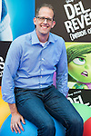 "Director Pete Docter attends to the premiere of the film ""Inside Out ( Al Revés)"" at Callao Cinemas in Madrid, Spain. July 15, 2015.<br />  (ALTERPHOTOS/BorjaB.Hojas)"