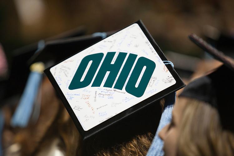 Undergraduate Commencement ©Ohio University/ Photo by Kaitlin Owens