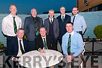 Listowel Rugby Club Social : Pictured at the Listowel Rugby Club social held at the Listowel Arms Hotel on Friday night last were in front Dave Fitzmaurice, Aidan Mulvihill, Presiden & Tom Bradley. Back : Kieran Reilly, Dave Fitzgibbon, Barry Mahony, Gus Sweeney & Joe Murphy.