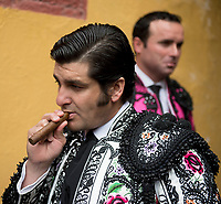 2019 04 07 Bullfighting Guadalajara_ Spain