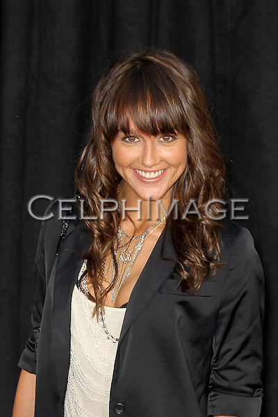 """SHARNI VINSON. Arrivals to the LA Premiere of Touchstone Pictures, """"The Last Song,"""" at the Arclight Hollywood Theatre. Los Angeles, CA, USA. March 25, 2010."""