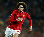 Marouane Fellaini of Manchester United during the Europa League Semi Final 2nd Leg match at Old Trafford Stadium, Manchester. Picture date: May 11th 2017. Pic credit should read: Simon Bellis/Sportimage