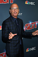 """LOS ANGELES - SEP 3:  Howie Mandel at the """"America's Got Talent"""" Season 14 Live Show Red Carpet at the Dolby Theater on September 3, 2019 in Los Angeles, CA"""
