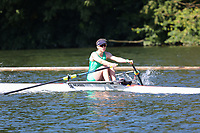Race: 3  Event: Aspirational 1x<br /> Crew: 56  Club: Notts CRA (B)<br /> <br /> Henley Women's Regatta 2018<br /> Friday<br /> <br /> To purchase this photo, or to see pricing information for Prints and Downloads, click the blue 'Add to Cart' button at the top-right of the page.