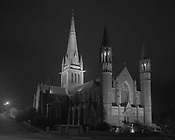 Cathedral at Night<br />