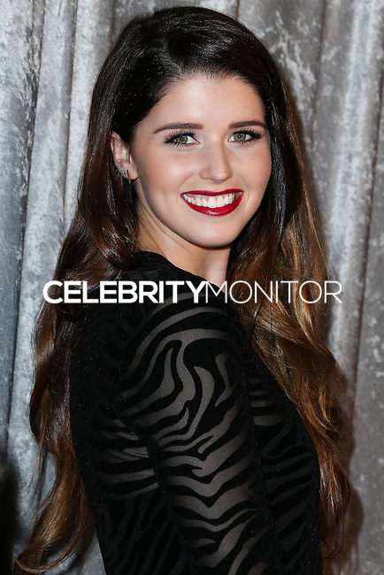 BEVERLY HILLS, CA, USA - OCTOBER 28: Katherine Schwarzenegger arrives at the 25th Annual Courage in Journalism Awards held at the Beverly Hilton Hotel on October 28, 2014 in Beverly Hills, California, United States. (Photo by Xavier Collin/Celebrity Monitor)