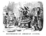 Bloomerism--An American Custom.