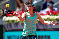 Carla Suarez Navarro, Spain, during Madrid Open Tennis 2018 match. May 10, 2018.(ALTERPHOTOS/Acero) /NORTEPHOTOMEXICO