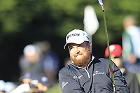 Shane Lowry (IRL) during tees off the 4th tee Sunday's Final Round of the 2018 AT&amp;T Pebble Beach Pro-Am, held on Pebble Beach Golf Course, Monterey,  California, USA. 11th February 2018.<br /> Picture: Eoin Clarke | Golffile<br /> <br /> <br /> All photos usage must carry mandatory copyright credit (&copy; Golffile | Eoin Clarke)