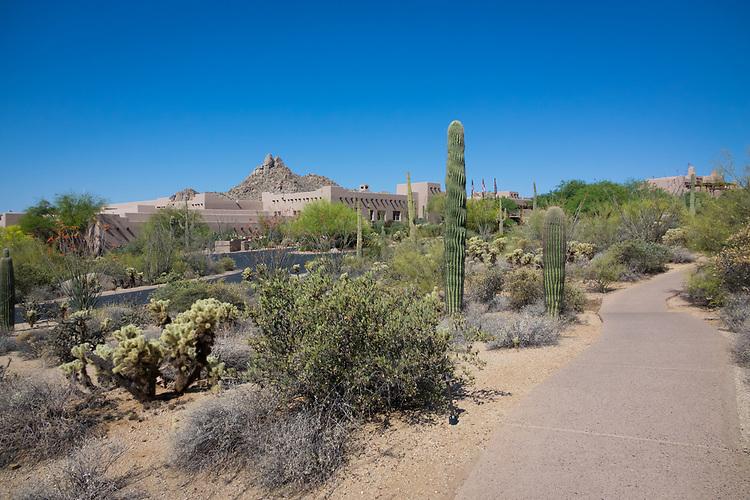 The Four Seasons Resort, Scottsdale at Troon North, Arizona