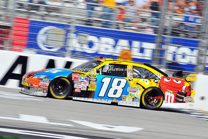 Mar 08, 2009; 2:17:33 PM; Hampton, GA, USA; NASCAR Sprint Cup Series race for the Kobalt Tools 500 at the Atlanta Motor Speedway.  Mandatory Credit: (thesportswire.net)
