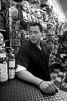 Marco Antonio Vicente SV. Hardware store owners in Mercado Hidalgo,  Mexico DF, Mexico