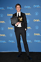 LOS ANGELES, CA. February 02, 2019: Bo Burnham at the 71st Annual Directors Guild of America Awards at the Ray Dolby Ballroom.<br /> Picture: Paul Smith/Featureflash