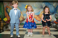 Houston Symphony Children's Fashion Show and Luncheon at River Oaks Country Club