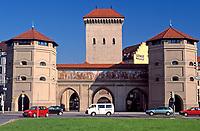 DEU, Deutschland, Bayern, Oberbayern, Muenchen: Karl Valentin Museum im Isartor | DEU, Germany, Bavaria, Upper Bavaria, Munich: Karl Valentin Museum at Gate Isartor