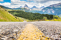 Road to the Grand Tetons, Alta Wyoming
