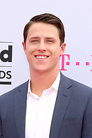 LAS VEGAS - MAY 21:   Shane Harper at the 2017 Billboard Music Awards - Arrivals at the T-Mobile Arena on May 21, 2017 in Las Vegas, NV