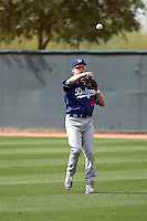 Logan Landon - Los Angeles Dodgers 2016 spring training (Bill Mitchell)
