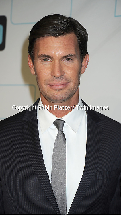 """""""Flipping Out"""" star Jeff Lewis attends the Bravo Upfront on April 4, 2012 at 548 West 22nd Street in New York City."""