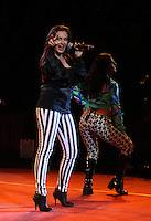 La cantante Maria Jose durante su concierto el palenque de la Feria de Leon Guanajuato  el 12/ene/2013..***Foto:staff/NortePhoto*