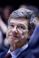 Roma, 24 Maggio 2017<br /> Lectio Magistralis di Jeffrey Sachs Director of The Earth Institute, Columbia University<br /> La Nuvola<br /> PA 2017, Convegno Agenda 2030: una sfida per il paese, una sfida per la PA
