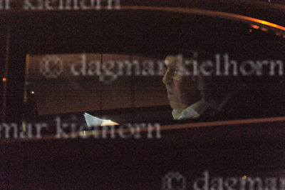 July 07-17,HH Airport, Hamburg,Germany<br /> G20 world leaders arrival at Hamburg Airport.<br /> Arrival late at night, a silhouette of<br /> Russia&rsquo;s Foreign Minister Sergey Lavrov is seen when he arrives  in Hamburg.