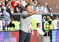 Trainer Julian Nagelsmann (TSG 1899 Hoffenheim) - 08.04.2018: Eintracht Frankfurt vs. TSG 1899 Hoffenheim, Commerzbank Arena
