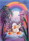 Ron, CUTE ANIMALS, Quacker, paintings, duck, water(GBSG8089,#AC#) Enten, patos, illustrations, pinturas