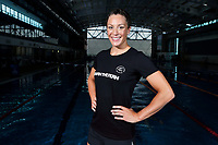 Sophie Pascoe, New Zealand swimming team announcement for the 2018 Commonwealth Games. Sir Owen G. Glenn National Aquatic Centre, Auckland. 22 December 2017. Copyright Image: William Booth / www.photosport.nz