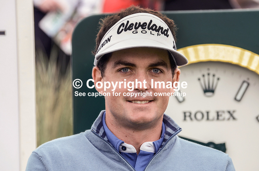 USA professional golfer Keegan Bradley who is making a first time appearance in Europe was a competitor in the 2012 Irish Open Championship at Royal Portrush Golf Club, N Ireland. 201206270246..Photo taken 27th June 2012 on the first tee, Pro-Am competition, Irish Open Championship, Royal Portrush Golf Club, N Ireland...© Victor Patterson, 54 Dorchester Park, Belfast, N Ireland. Tel: +44 2890661296; Mobile: +44 7802 353836; Emails: victorpatterson@me.com & victorpatterson@gmail.com; www.victorpatterson.com