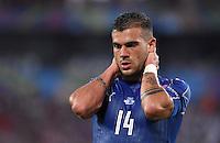 FUSSBALL EURO 2016 VIERTELFINALE IN BORDEAUX Deutschland - Italien      02.07.2016 Stefano Sturaro (Italien)
