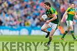 Tadhg Morley Kerry in action against  Dublin at the National League Final in Croke Park on Sunday.