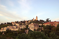 Reillanne, in Alpes de Haute Provence, in the Provence Alpes, Côte d'Azur, France