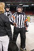Brett Reed, Chip McDonald - The Union College Dutchmen defeated the Harvard University Crimson 2-0 on Friday, January 13, 2011, at Fenway Park in Boston, Massachusetts.