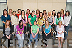 2007 Kerry Rose contestants meet at the Manor west hotel tralee.
