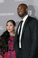 LOS ANGELES - NOV 9:  Vanessa Bryant, Kobe Bryant at the 2019 Baby2Baby Gala Presented By Paul Mitchell at 3Labs on November 9, 2019 in Culver City, CA