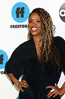 LOS ANGELES - FEB 5:  Merrin Dungey at the Disney ABC Television Winter Press Tour Photo Call at the Langham Huntington Hotel on February 5, 2019 in Pasadena, CA.<br /> CAP/MPI/DE<br /> ©DE//MPI/Capital Pictures