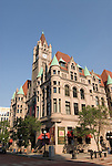 Minnesota, Twin Cities, Minneapolis-Saint Paul: The Landmark Building in downtown St Paul, by Rice Park.  This former Federal Building now hosts arts organizations..Photo mnqual296-75014..Photo copyright Lee Foster, www.fostertravel.com, 510-549-2202, lee@fostertravel.com.