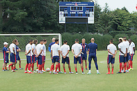 USMNT Training, August 31, 2015