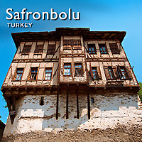 Safranbolu Ottoman Mansions Pictures, Images & Photos. Turkey.