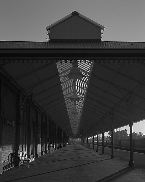 Station Platform<br />