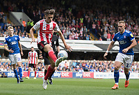 George Dobson of Sunderland brings the ball under control during Ipswich Town vs Sunderland AFC, Sky Bet EFL League 1 Football at Portman Road on 10th August 2019
