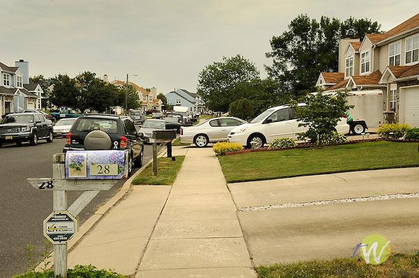Parkside Muse, Community yard sale. Sicklerville, NJ..