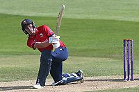 Daniel Lawrence hits 6 runs for Essex during Essex Eagles vs Kent Spitfires, Royal London One-Day Cup Cricket at The Cloudfm County Ground on 6th June 2018
